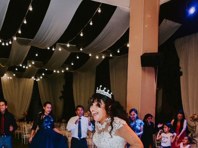 El matrimonio de Josué y Areli en Ate, Lima 49