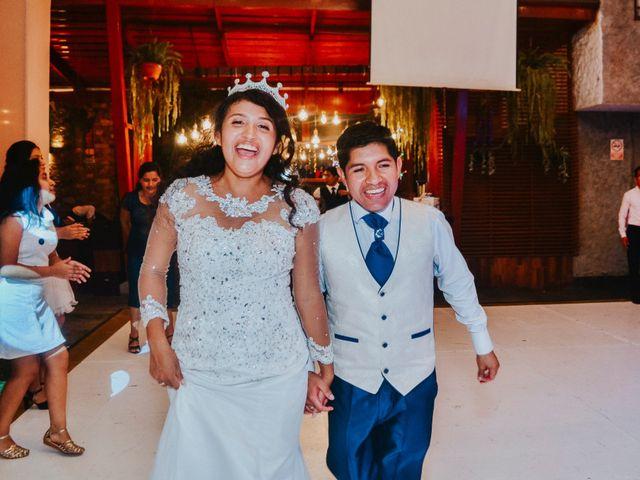 El matrimonio de Josué y Areli en Ate, Lima 53