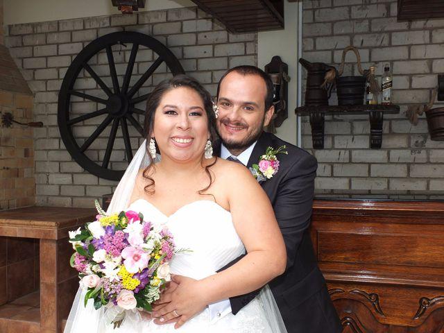 El matrimonio de Lissette y Jordi
