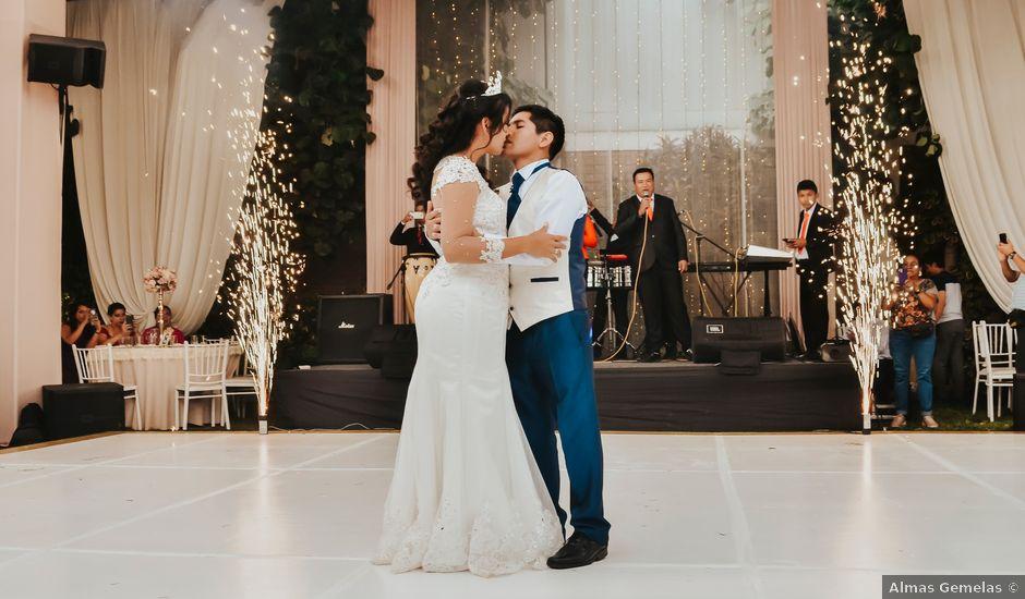 El matrimonio de Josué y Areli en Ate, Lima