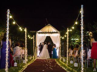 El matrimonio de Lizzy y David 1