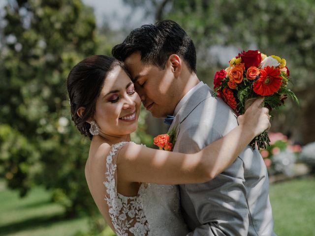El matrimonio de Andrea y Joel