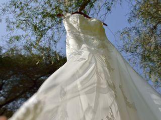 El matrimonio de Denise y Fernando 1