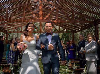 El matrimonio de Denise y Fernando