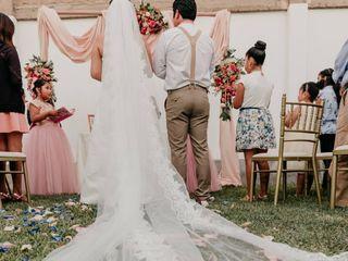 El matrimonio de Yanina y Adderly 3
