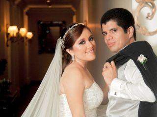 El matrimonio de Mario y Katy