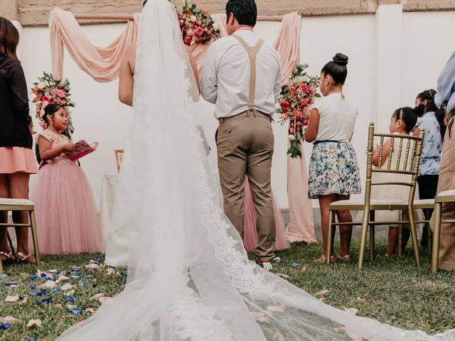El matrimonio de Adderly y Yanina en Lima, Lima 4