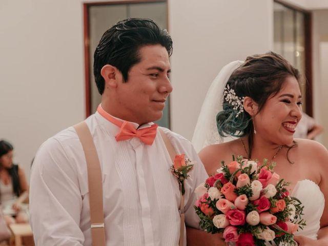 El matrimonio de Adderly y Yanina en Lima, Lima 5