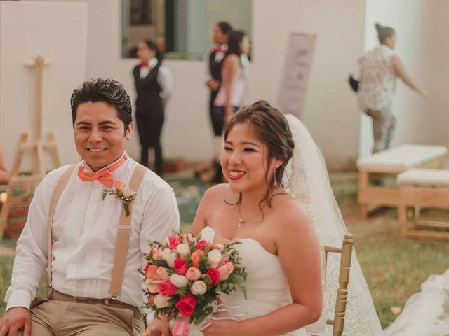 El matrimonio de Adderly y Yanina en Lima, Lima 7