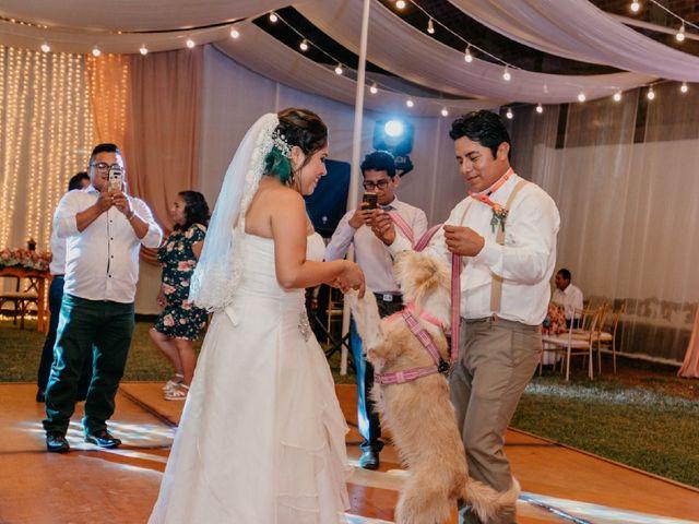 El matrimonio de Adderly y Yanina en Lima, Lima 8