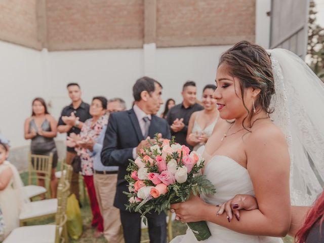 El matrimonio de Adderly y Yanina en Lima, Lima 9
