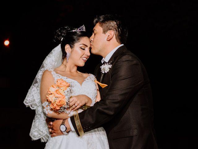 El matrimonio de Cinthia y José Luis