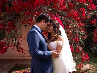 El matrimonio de Yessica  y Ronny