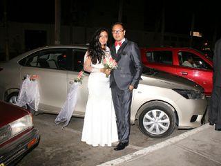 El matrimonio de Cynthia  y Dennis  3