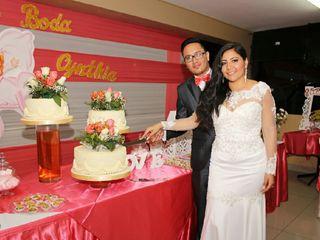 El matrimonio de Cynthia  y Dennis