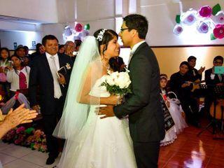 El matrimonio de Paola y Renzo 1