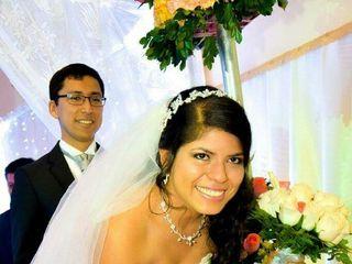 El matrimonio de Paola y Renzo 2
