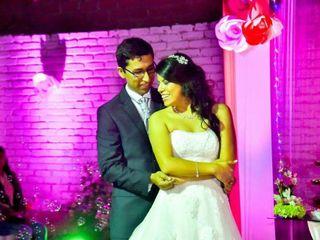 El matrimonio de Paola y Renzo 3