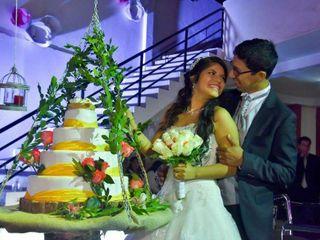 El matrimonio de Paola y Renzo