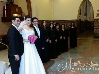 El matrimonio de Sandra y Christian  1