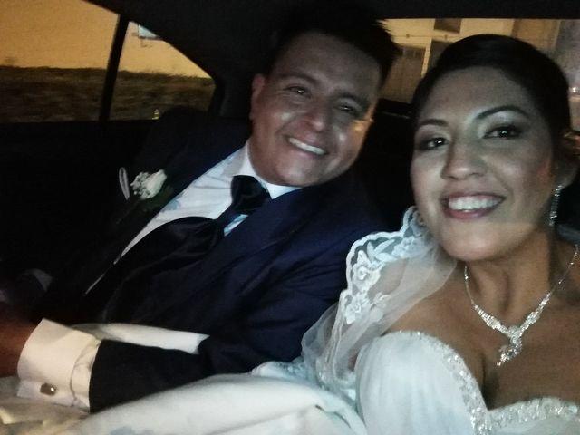 El matrimonio de Silvia  y Enzo