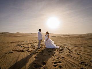 El matrimonio de Jessenia y George 3