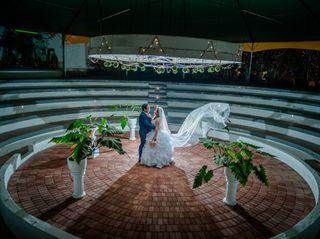 El matrimonio de Jessenia y George