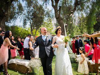 El matrimonio de Katerin y Ricardo