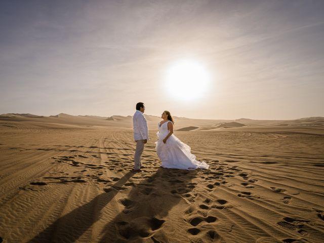 El matrimonio de George y Jessenia en Lima, Lima 4