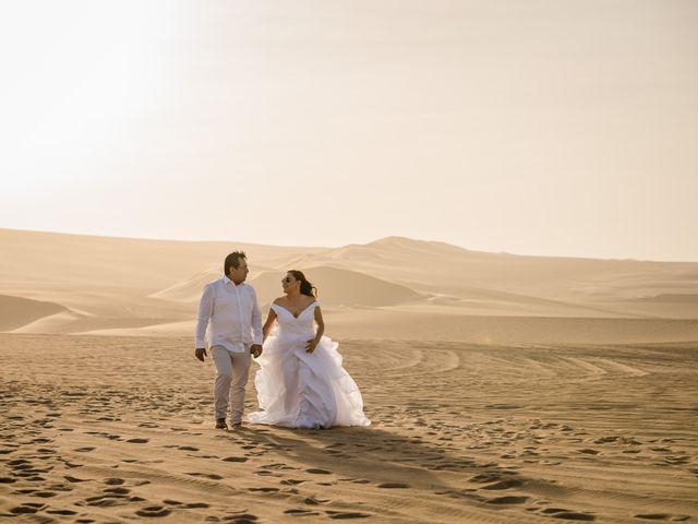 El matrimonio de George y Jessenia en Lima, Lima 5
