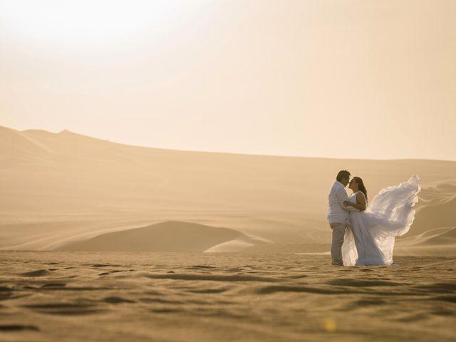 El matrimonio de George y Jessenia en Lima, Lima 6