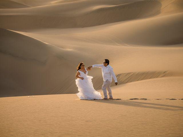 El matrimonio de George y Jessenia en Lima, Lima 7