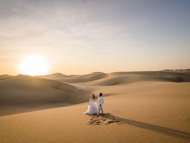 El matrimonio de George y Jessenia en Lima, Lima 8
