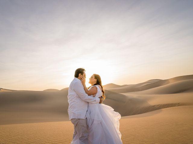 El matrimonio de George y Jessenia en Lima, Lima 9
