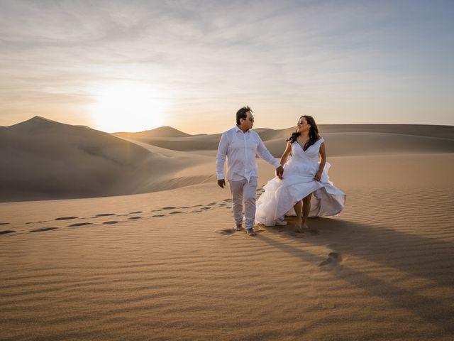 El matrimonio de George y Jessenia en Lima, Lima 10
