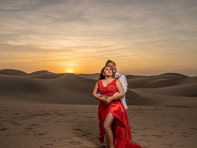 El matrimonio de George y Jessenia en Lima, Lima 12