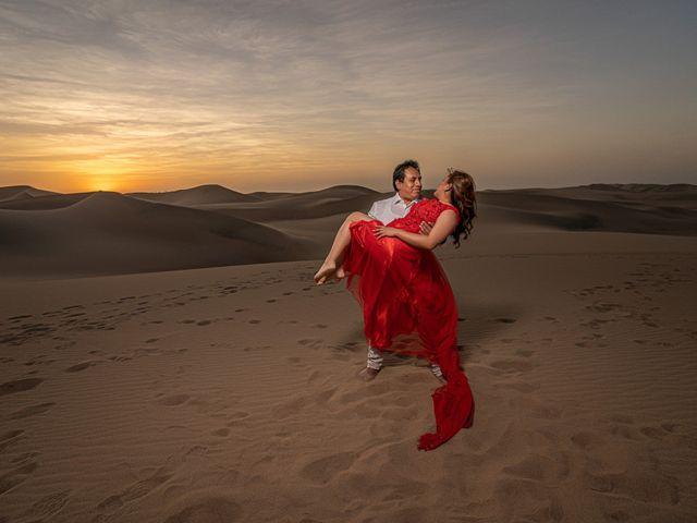 El matrimonio de George y Jessenia en Lima, Lima 13