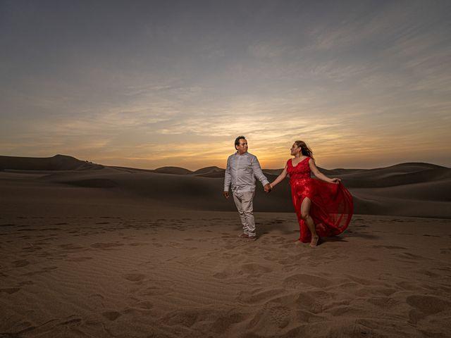 El matrimonio de George y Jessenia en Lima, Lima 14