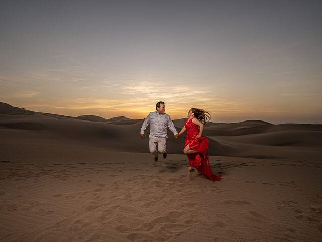 El matrimonio de George y Jessenia en Lima, Lima 15