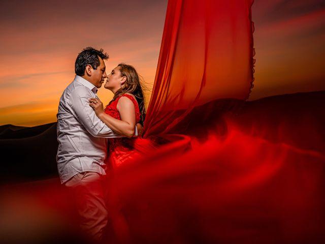 El matrimonio de George y Jessenia en Lima, Lima 1