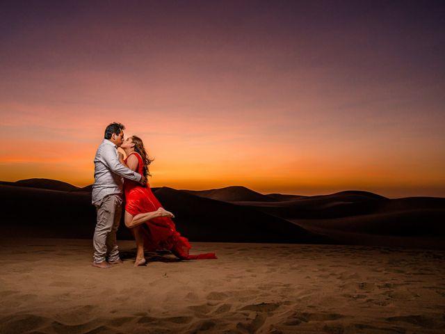 El matrimonio de George y Jessenia en Lima, Lima 19