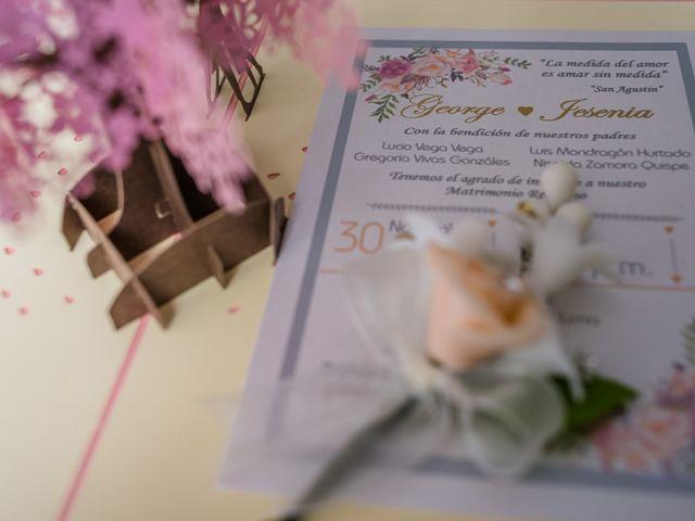 El matrimonio de George y Jessenia en Lima, Lima 26