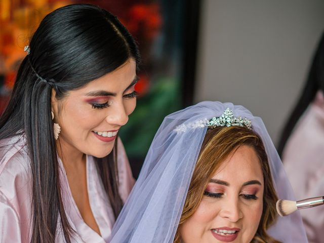 El matrimonio de George y Jessenia en Lima, Lima 36