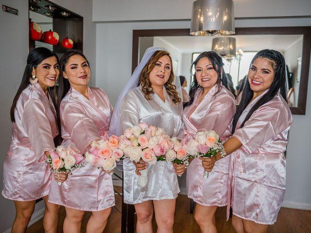 El matrimonio de George y Jessenia en Lima, Lima 46
