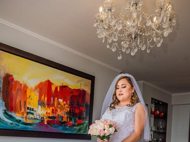 El matrimonio de George y Jessenia en Lima, Lima 54