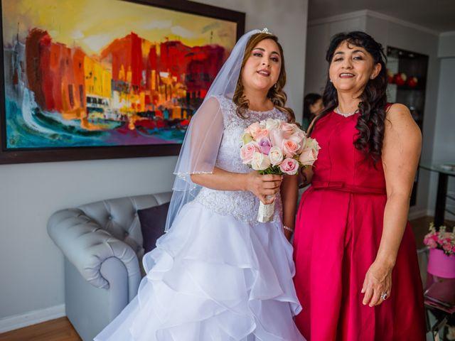 El matrimonio de George y Jessenia en Lima, Lima 58