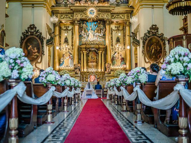 El matrimonio de George y Jessenia en Lima, Lima 60