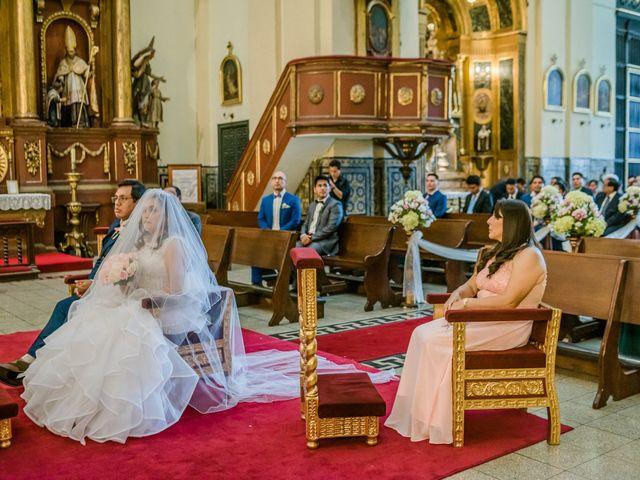 El matrimonio de George y Jessenia en Lima, Lima 61