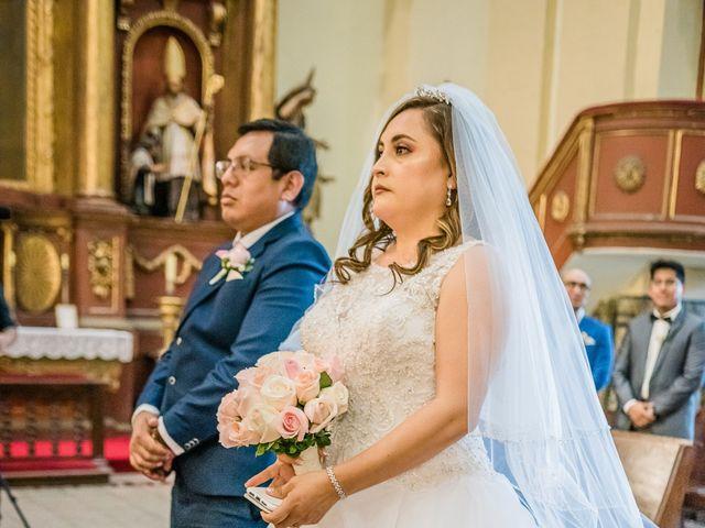 El matrimonio de George y Jessenia en Lima, Lima 62