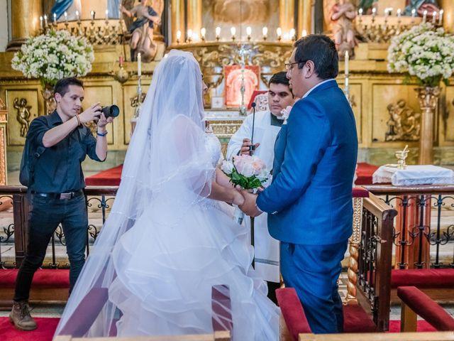 El matrimonio de George y Jessenia en Lima, Lima 64